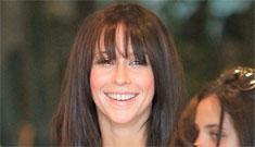 Jennifer Love Hewitt reveals new hair: cute or fug?