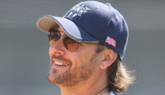 Kevin Federline, 33, is a father for the fifth time, to daughter Jordan Kay-Fed
