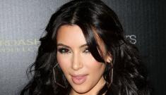 Kim Kardashian & the fug, stripper-wear, animal-print buffet: tacky hot mess?