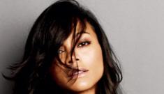 Zoe Saldana wants to kick-ass and be the next Angelina Jolie