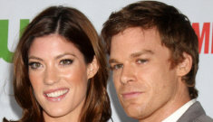 Jennifer Carpenter & Michael C. Hall are not getting along on the 'Dexter' set