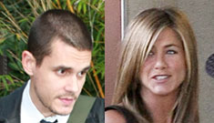 Jennifer Aniston tells John Mayer to keep his trap shut this time