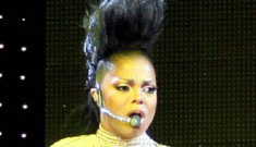 Janet Jackson and Jermaine Dupri joke about separation rumors and vomit
