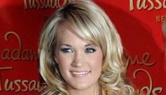Carrie Underwood unconvincingly denies Jessica Simpson fued