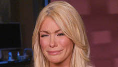 Crystal Harris predictably shopping a reality show, was that her plan all along?