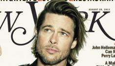 Brad Pitt & Jonah Hill cover New York Mag, talk about 'Moneyball'