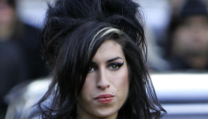 Amy Winehouse wasn't on drugs at the time of her death, but she was drinking