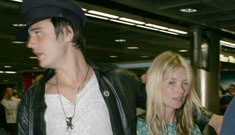 Kate Moss and Pete Doherty plan to move to New Jersey