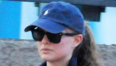 "Natalie Portman's figure has ""snapped back"" post-pregnancy"