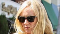Rod Stewart reveals Kimberly Stewart's daughter's name: Delilah?