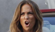 Jennifer Lopez's green gown: unfortunate, fug or just unflattering?