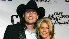 Blake Shelton's ex wife is working as a teacher and barely scraping by