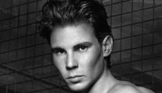 Rafael Nadal's shirtless Armani ads: hot, uncomfortable or ratty?