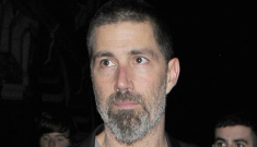 Matthew Fox punched a woman in the boob, stomach and biscuits