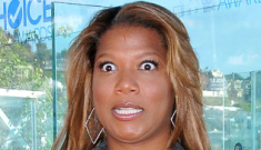 Queen Latifah thinks she's   too good for 'Dancing With   the Stars' – she's right