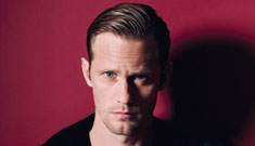 Alex Skarsgard on filming w/ Kate Bosworth: 'We were just good friends at the time'