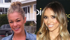 Giuliana Rancic vs. LeAnn Rimes: battle of the skinny twits