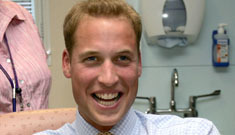 Prince William is joining his brother Harry's unit in the British army