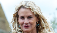 Daryl Hannah arrested during a protest at the White House over an unbuilt pipeline