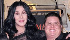 "Cher defends Chaz against ""stupid bigots"""