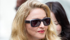 Madonna's cutlets are in Venice: will the critics like her version of history?