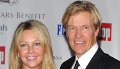 Are Heather Locklear and Jack Wagner fighting over a reality show?