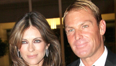 Shane Warne's hilariously bizarre interview, claims he hasn't been tweaked