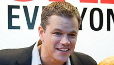 Matt Damon honored by shout out from Joe the Plumber