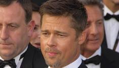 Brad Pitt protests LA firefighter tattoo restrictions