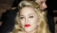 Madonna loves Nazi sympathizers, hates hydrangeas