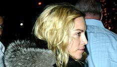 Madonna is in Kabbalah anger management