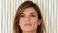 "Elisabetta Canalis speaks: ""I'm looking for men who can give me security"""