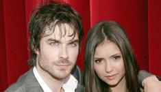 Enquirer: Ian Somerhalder is about to propose to Nina Dobrev