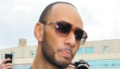 Is Swizz Beatz already creeping out on Alicia with some 23-year-old girl?