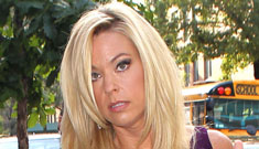 "Kate Gosselin: ""I think that people think that I'm like mommy dearest"""