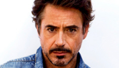 Robert Downey Jr. does the cowboy thing for GQ UK: sexy or meh?