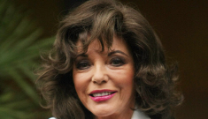 Joan Collins talks smack about Keira, Gwyneth, Adele & Kate Winslet