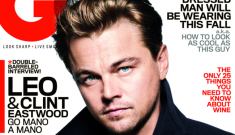 Leonardo DiCaprio covers GQ, talks about whether J. Edgar Hoover was gay