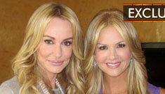Taylor Armstrong sells interview to ET, since Barbara Walters asks questions