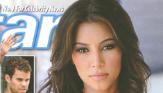 Kim Kardashian weeps Botox tears as her three-week marriage falls apart