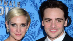 Did Ashlee Simpson get her boobs done for her new boyfriend?