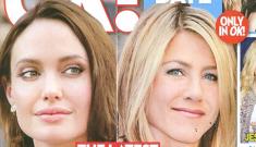 Angelina Jolie vs. Jennifer Aniston: The Bride Wars Edition
