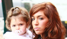 Teen Mom Farrah leaves daughter with her abusive mother for months (spoilers)
