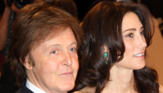 Paul McCartney is getting married with no pre-nup again