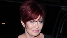 """Sharon Osbourne is developing her own talk show behind """"The Talk's"""" back"""
