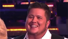 Chaz Bono shows his moves on the Dancing with the Stars premiere