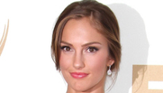 Minka Kelly was sexually harassed by a crew member   on 'Charlie's Angels'