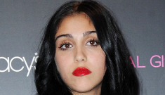 Is Lourdes Leon's style too mature for a 14-year-old?