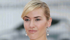Is Kate Winslet dating a married dude named, no joke, Ned RockNRoll?