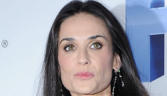 Demi Moore in Chanel for the 'Five' screening: busted, frozen or hot?
